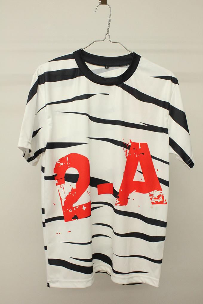 高校のクラスTシャツ