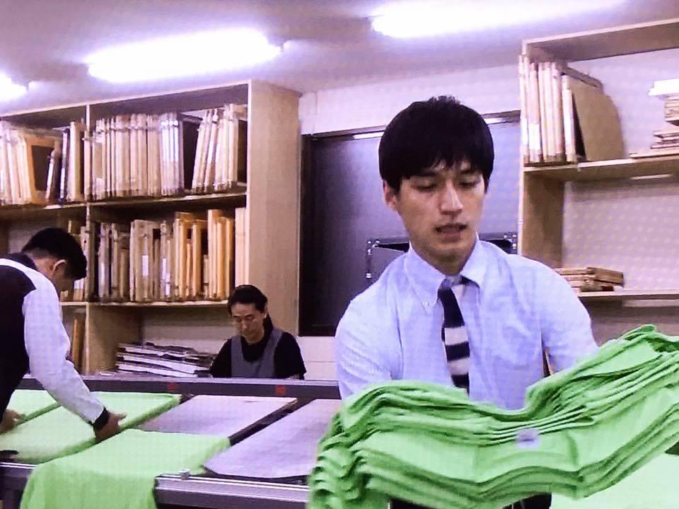 日本テレビ系土曜ドラマ「ウチの夫は仕事ができない」撮影協力