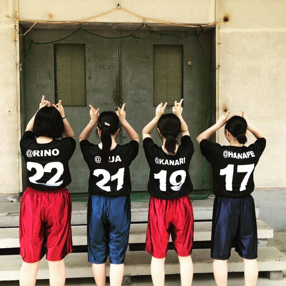 高校生クラスTシャツ2019木曽青峰高校(2-4)様(デカプリMAX)