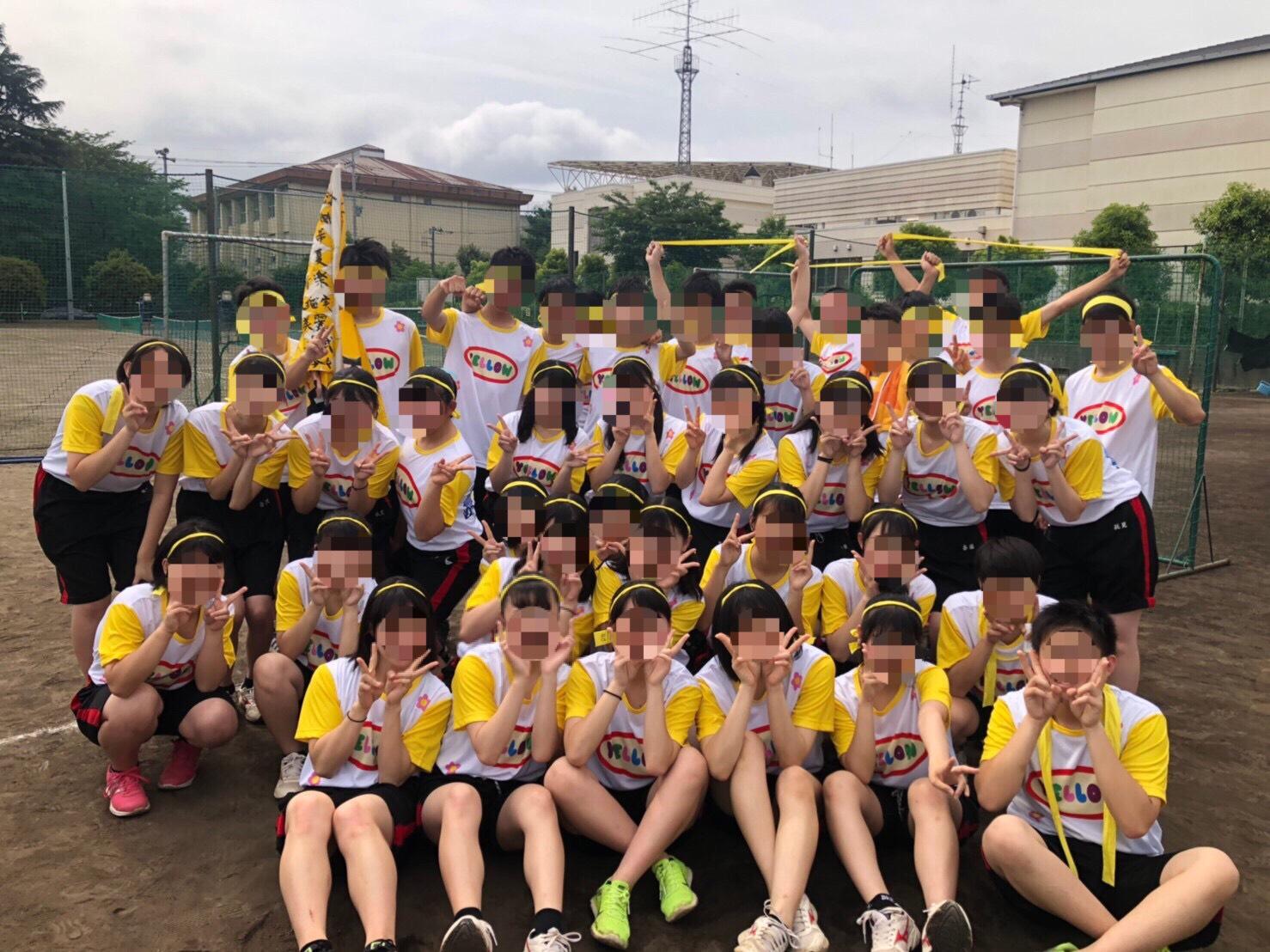 高校生クラスTシャツ2019入間向陽高校(3-2)様(デカプリMAX)