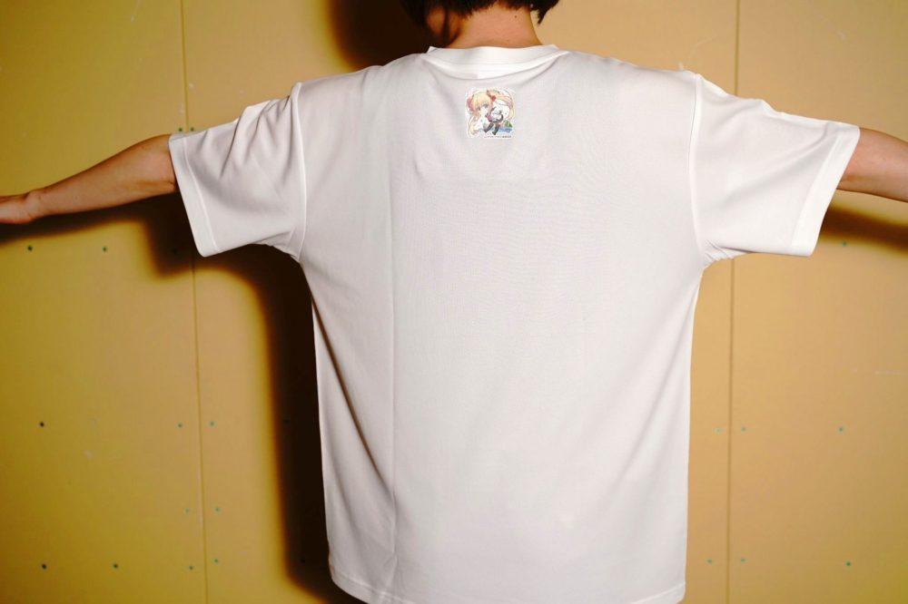 ミヤクライベントTシャツ2019(デカプリAタイプ・転写)