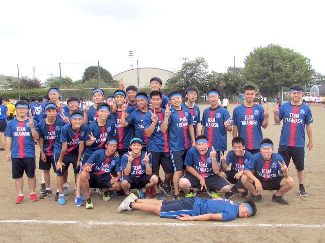 高校生クラスTシャツ2019栃木県立小山高等学校(3-3)様(デカプリMAX)