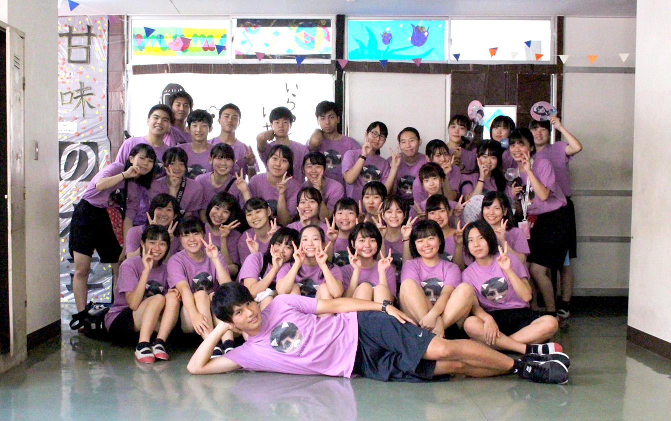 高校生クラスTシャツ2019草加南高校(3-3)様(転写)
