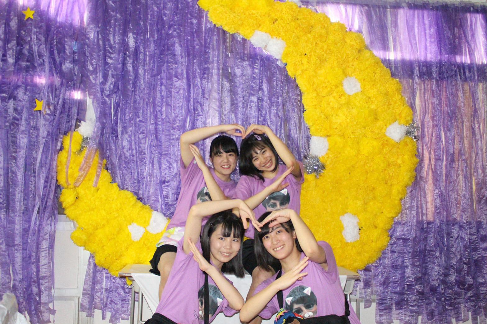 高校生クラスTシャツ2019草加南高校(3-3)様(デカプリMAX)
