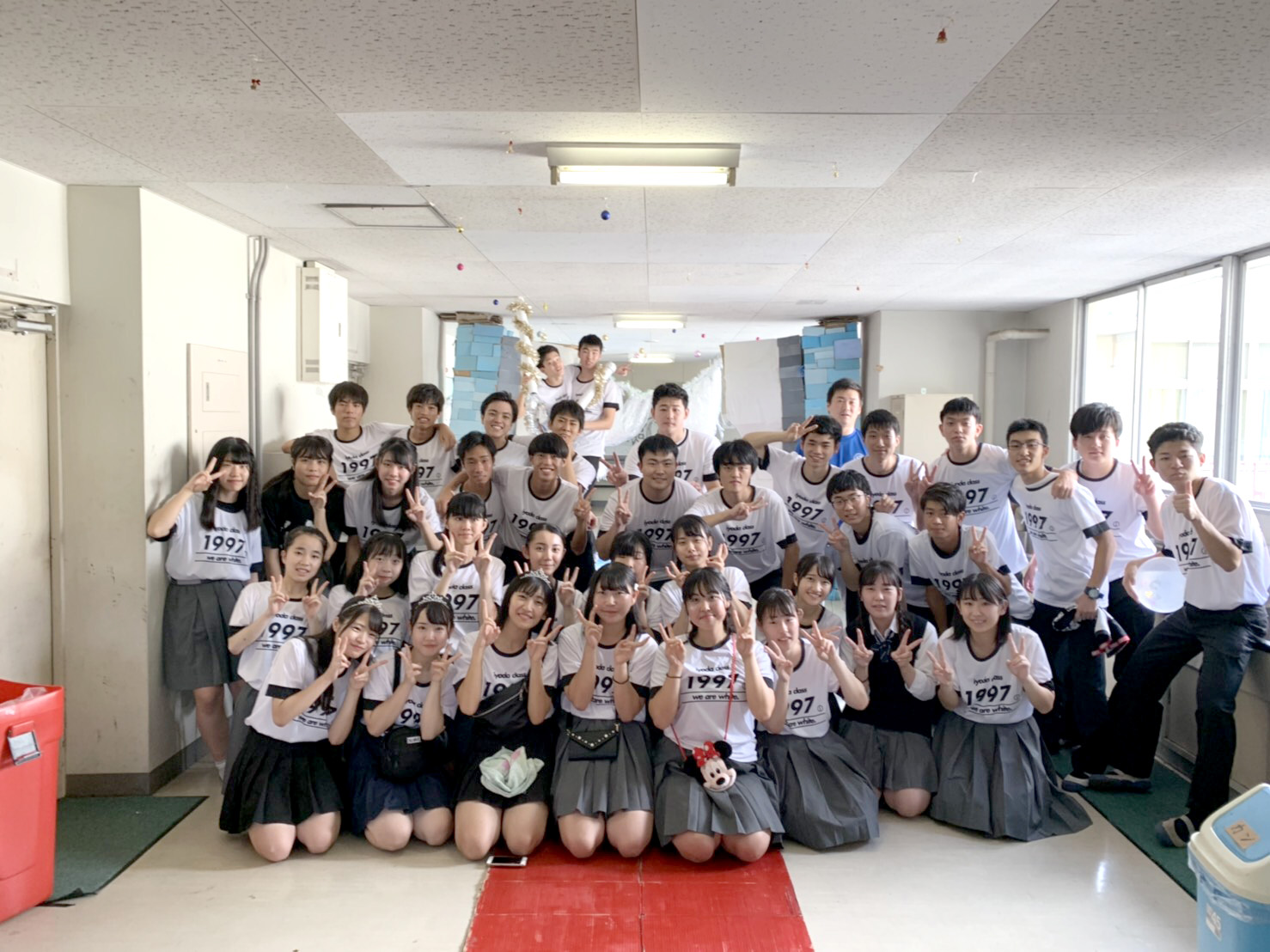 高校生クラスTシャツ2019浦和北高校(3-3)様(デカプリMAX)